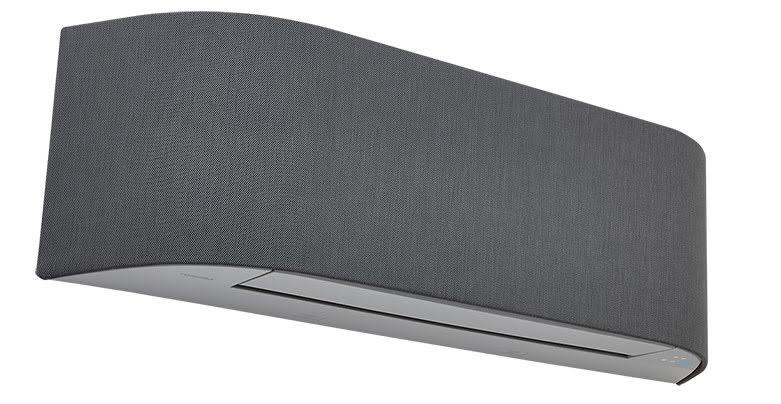 Toshiba Haori ilmalämpöpumppu, harmaa